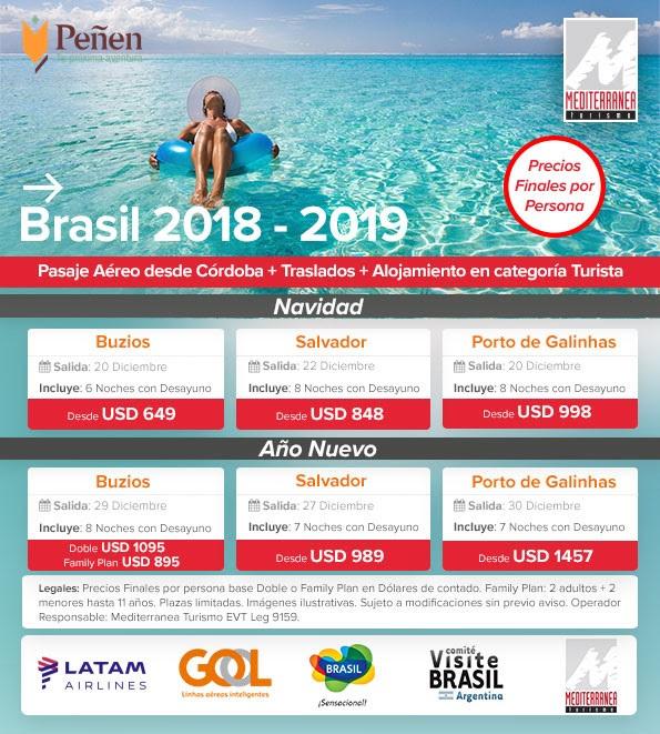 Brasil 2018 – 2019